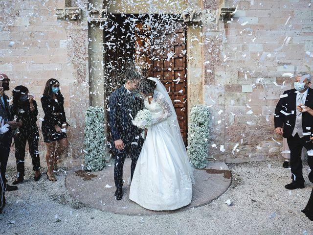 Il matrimonio di Sara e Andrea a Foligno, Perugia 76
