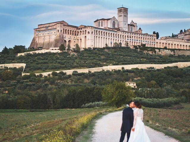 Il matrimonio di Sara e Andrea a Foligno, Perugia 77