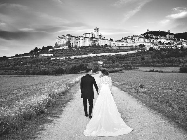 Il matrimonio di Sara e Andrea a Foligno, Perugia 78