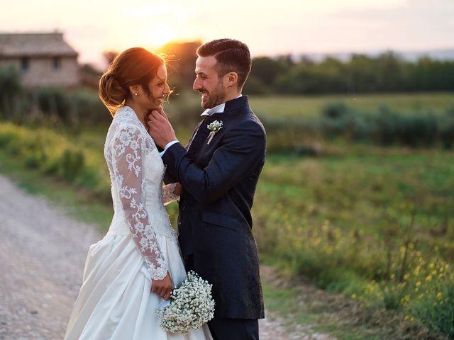 Il matrimonio di Sara e Andrea a Foligno, Perugia 79