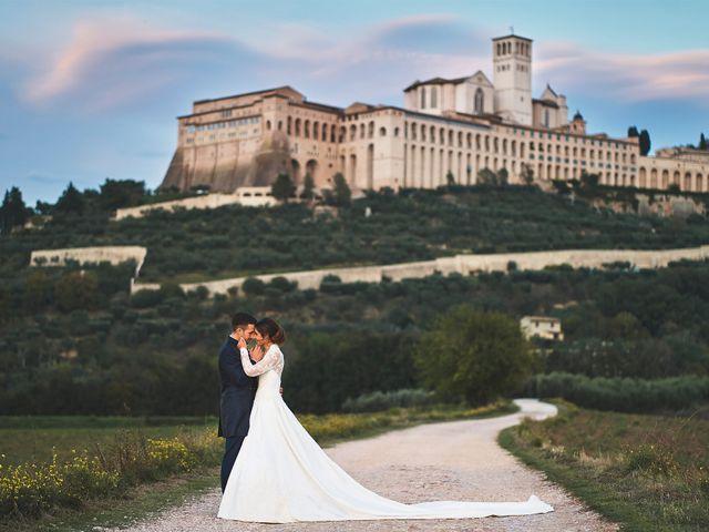Il matrimonio di Sara e Andrea a Foligno, Perugia 83