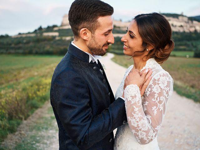 Il matrimonio di Sara e Andrea a Foligno, Perugia 84