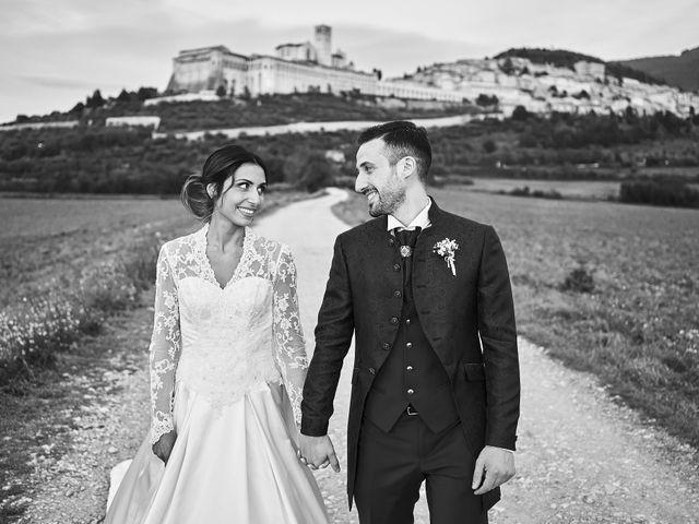Il matrimonio di Sara e Andrea a Foligno, Perugia 86
