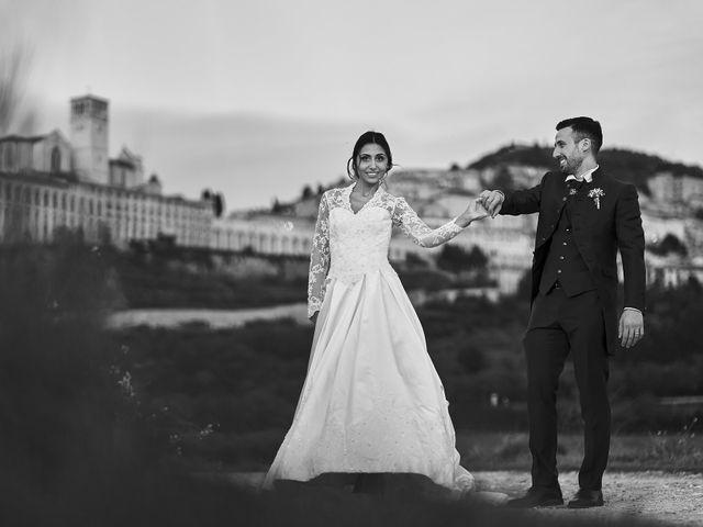 Il matrimonio di Sara e Andrea a Foligno, Perugia 88