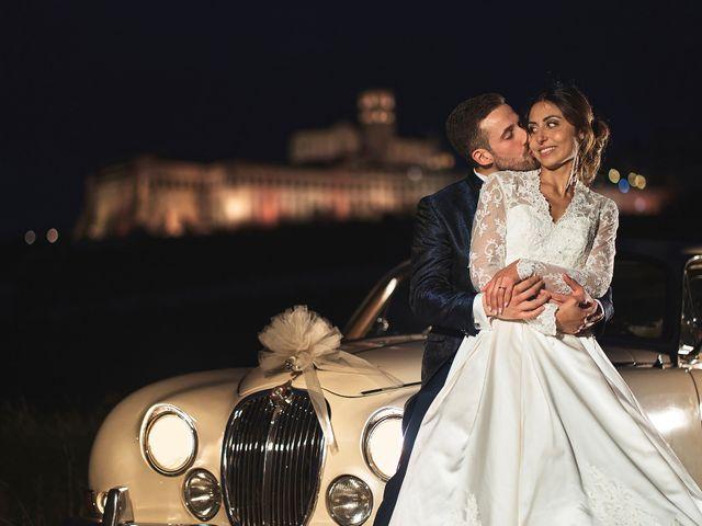 Il matrimonio di Sara e Andrea a Foligno, Perugia 100