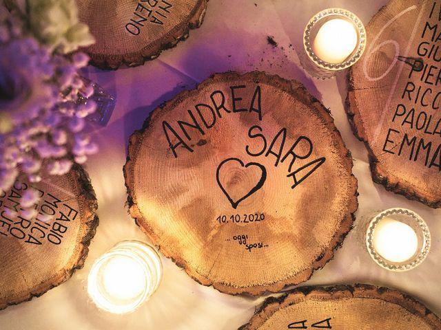 Il matrimonio di Sara e Andrea a Foligno, Perugia 103