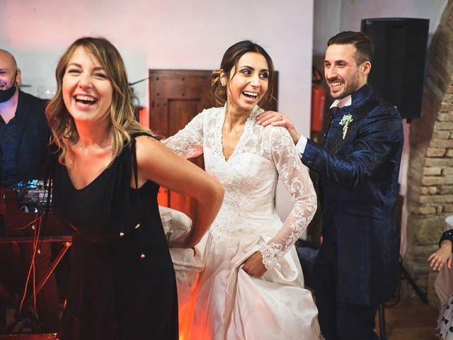 Il matrimonio di Sara e Andrea a Foligno, Perugia 109