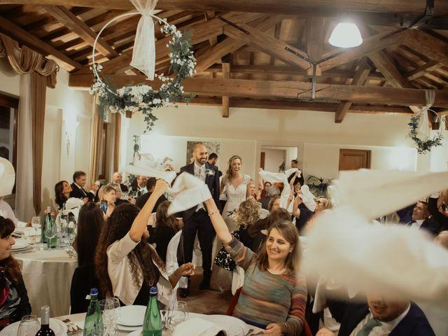 Il matrimonio di Simone e Miriam a Sant'Angelo Romano, Roma 4