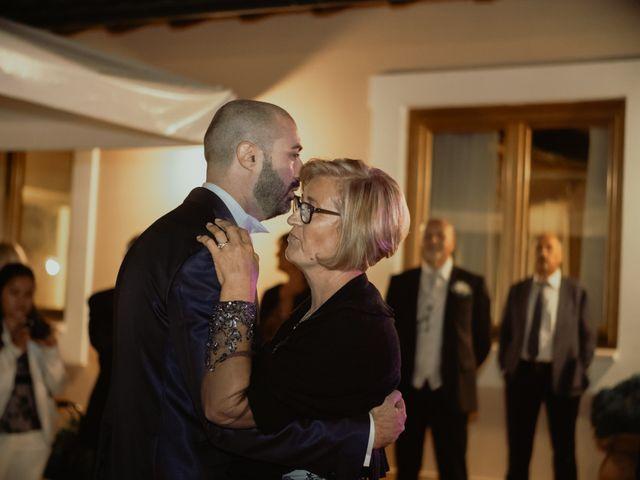 Il matrimonio di Simone e Miriam a Sant'Angelo Romano, Roma 11