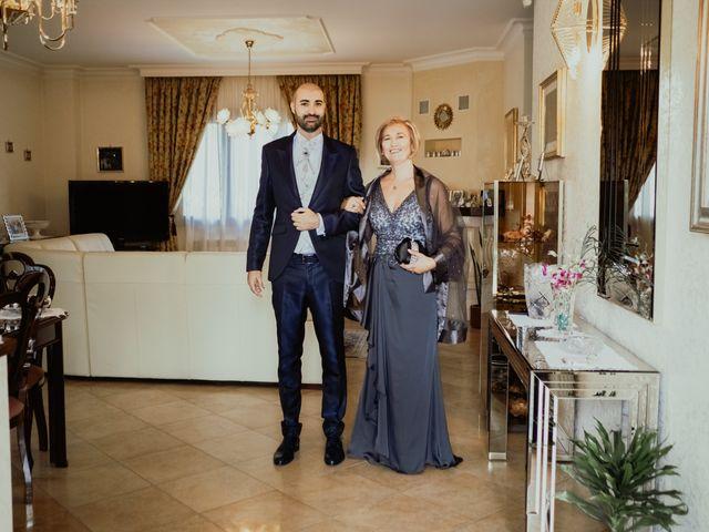 Il matrimonio di Simone e Miriam a Sant'Angelo Romano, Roma 27