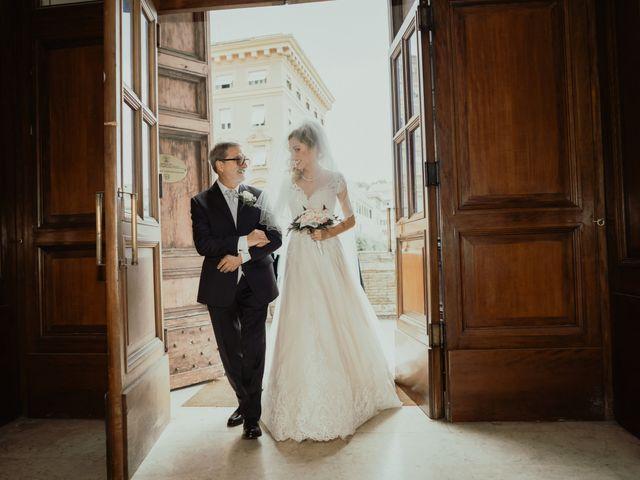 Il matrimonio di Simone e Miriam a Sant'Angelo Romano, Roma 39