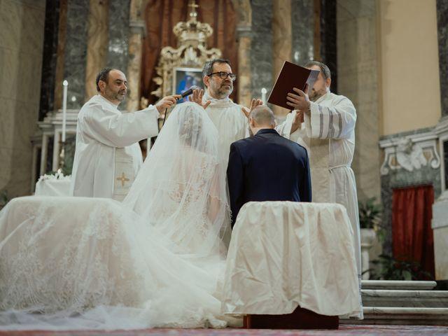 Il matrimonio di Simone e Miriam a Sant'Angelo Romano, Roma 46