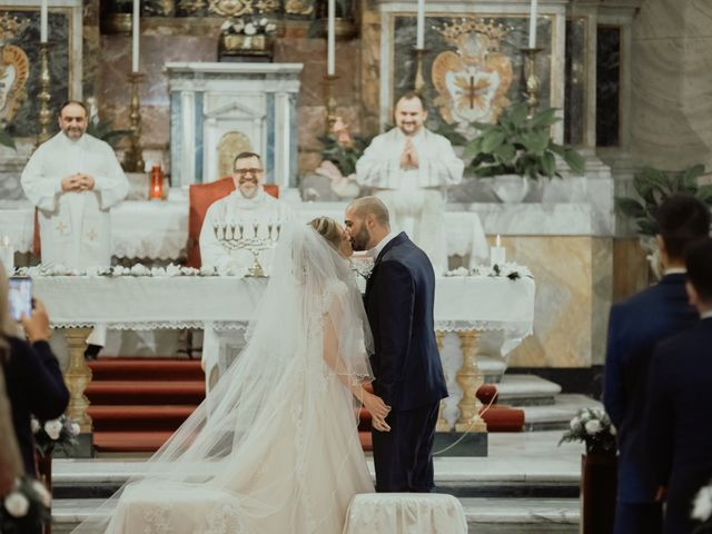 Il matrimonio di Simone e Miriam a Sant'Angelo Romano, Roma 48