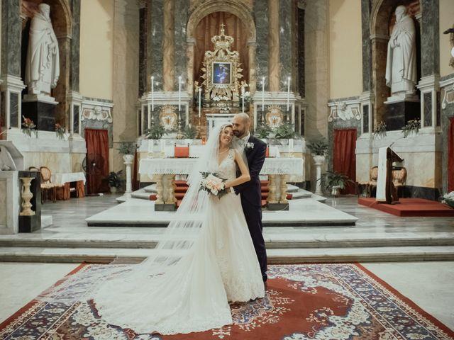 Il matrimonio di Simone e Miriam a Sant'Angelo Romano, Roma 51
