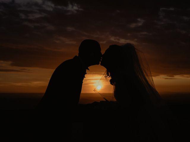 Il matrimonio di Simone e Miriam a Sant'Angelo Romano, Roma 55