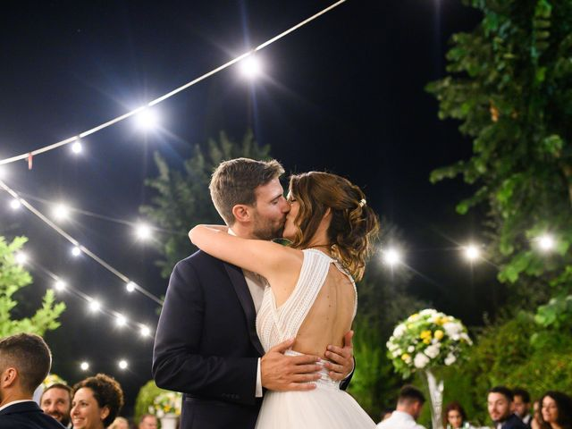 Le nozze di Lorenzo e Lavinia