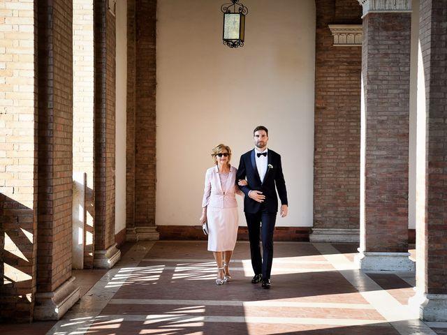 Il matrimonio di Lavinia e Lorenzo a Roma, Roma 8