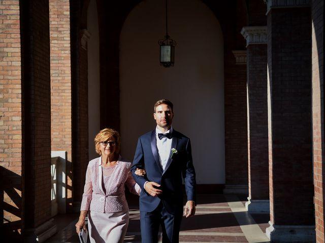 Il matrimonio di Lavinia e Lorenzo a Roma, Roma 9