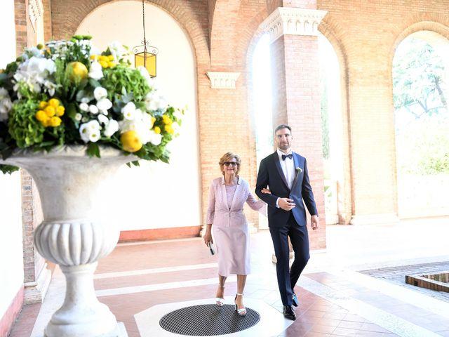 Il matrimonio di Lavinia e Lorenzo a Roma, Roma 10