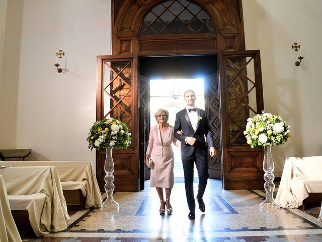 Il matrimonio di Lavinia e Lorenzo a Roma, Roma 11