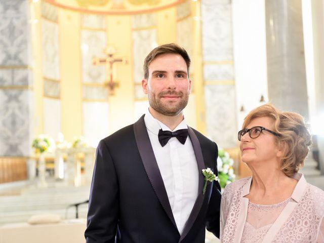 Il matrimonio di Lavinia e Lorenzo a Roma, Roma 12
