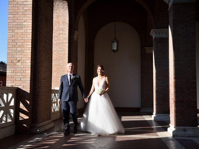 Il matrimonio di Lavinia e Lorenzo a Roma, Roma 14