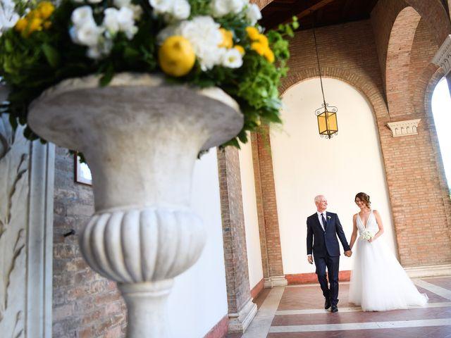 Il matrimonio di Lavinia e Lorenzo a Roma, Roma 16