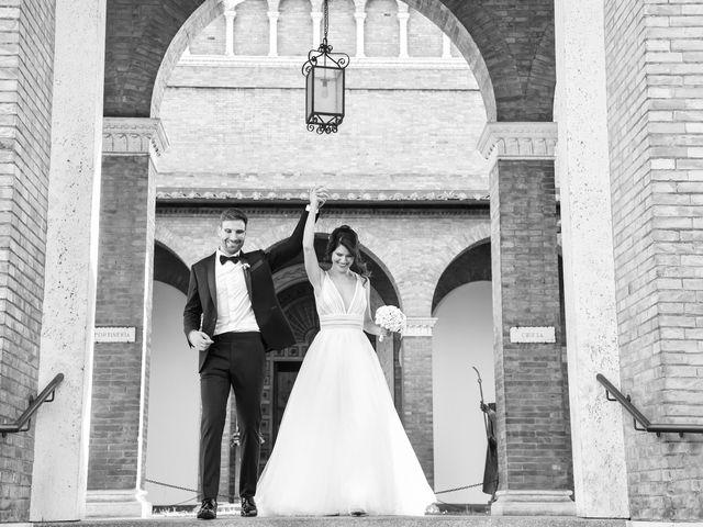 Il matrimonio di Lavinia e Lorenzo a Roma, Roma 19
