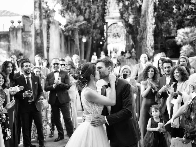 Il matrimonio di Lavinia e Lorenzo a Roma, Roma 21