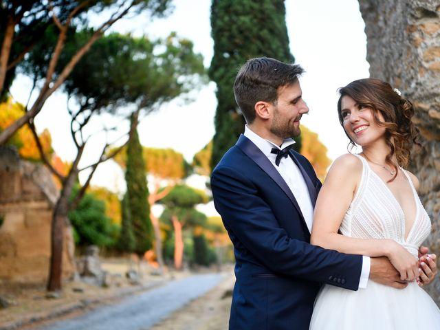 Il matrimonio di Lavinia e Lorenzo a Roma, Roma 25