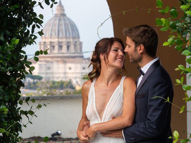 Il matrimonio di Lavinia e Lorenzo a Roma, Roma 35