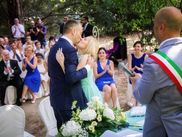 Il matrimonio di Fabrizio e Alessandra a Briosco, Monza e Brianza 16