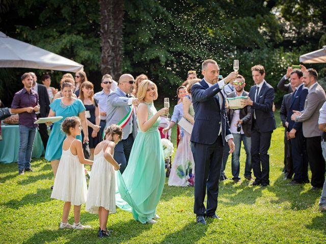 Il matrimonio di Fabrizio e Alessandra a Briosco, Monza e Brianza 17