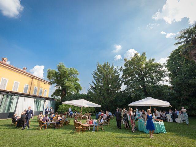Il matrimonio di Fabrizio e Alessandra a Briosco, Monza e Brianza 18