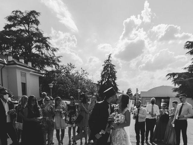 Il matrimonio di Gian Marco e Nicoletta a Piacenza, Piacenza 22