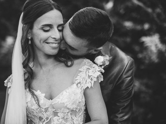 Le nozze di Nicoletta e Gian Marco