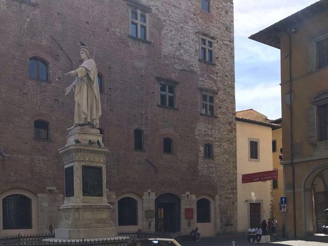 Il matrimonio di Jared e Petra a Prato, Prato 3