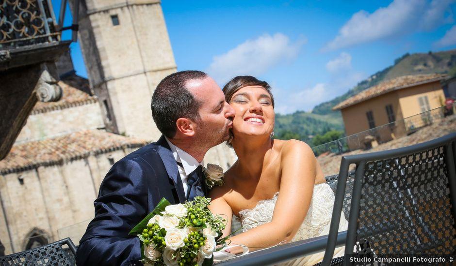 Il matrimonio di Paolo e Sara a Ascoli Piceno, Ascoli Piceno