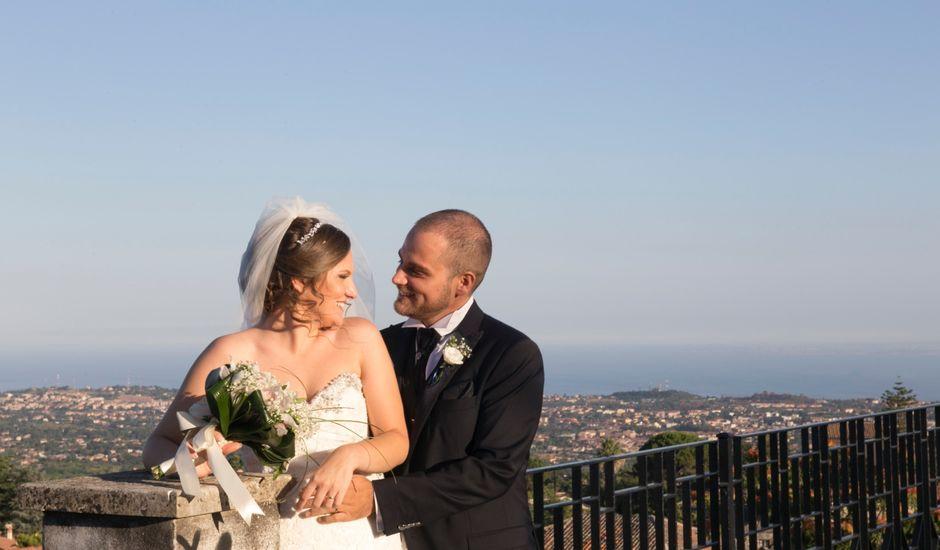 Il matrimonio di Gaetano e Cristina a Catania, Catania