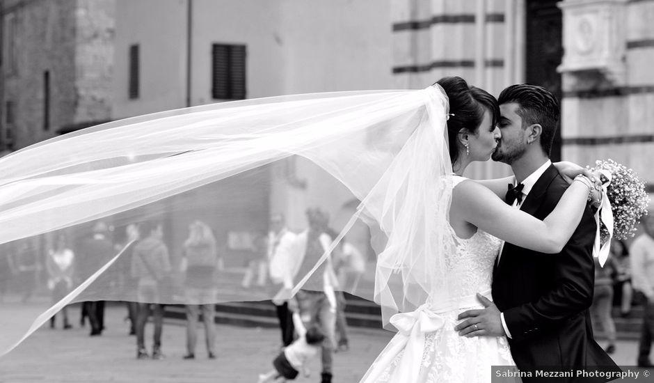 Il matrimonio di Morris e Veronica a Pistoia, Pistoia