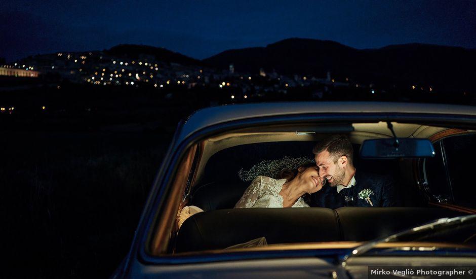 Il matrimonio di Sara e Andrea a Foligno, Perugia