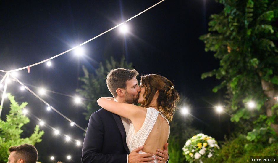 Il matrimonio di Lavinia e Lorenzo a Roma, Roma