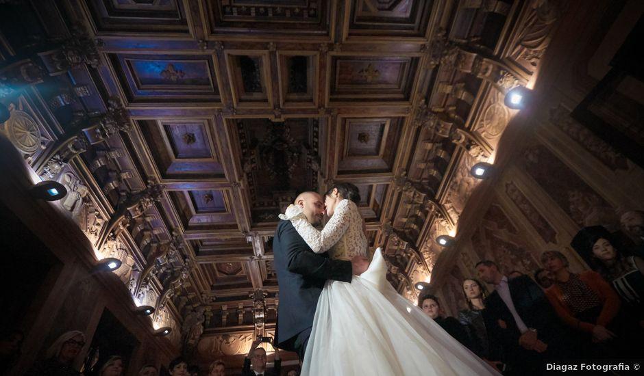 Il matrimonio di Davide e Francesca a Cremona, Cremona