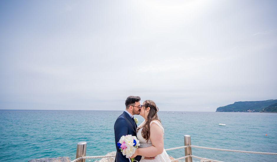 Il matrimonio di Denny e Michela a Spotorno, Savona