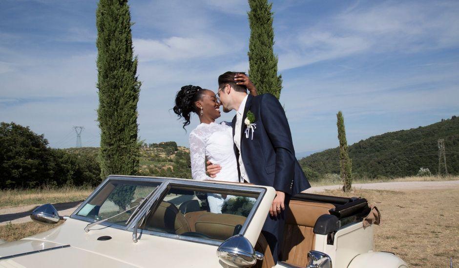 Il matrimonio di Jared e Petra a Prato, Prato