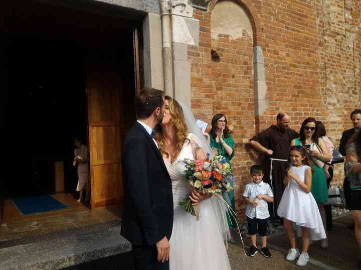 Le nozze di Miriam e Andrea