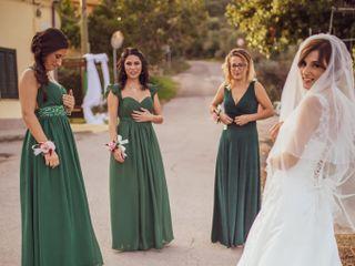 Le nozze di Laura e Tiziano 1