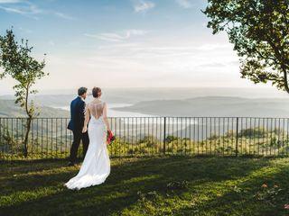 Le nozze di Simona e Luciano