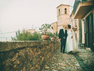 Le nozze di Miriam e Salvatore
