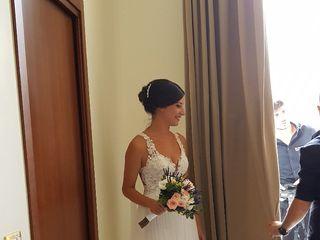 Le nozze di Arcangelo  e Ina 1